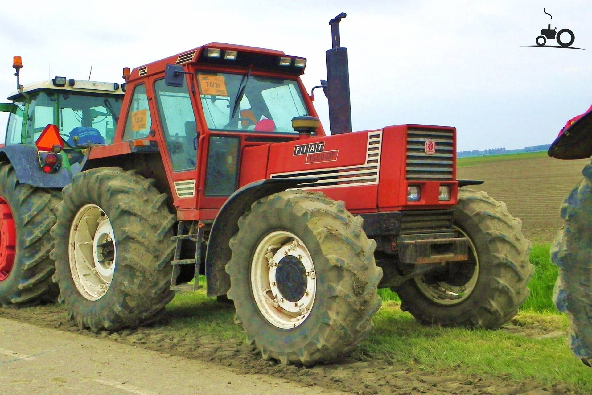 Fiat 1580 Dt Tractor Foto S Foto