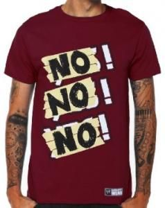 6b02bb313e WWE Daniel Bryan No No No | wwe | Daniel bryan, Wwe, Mens tops