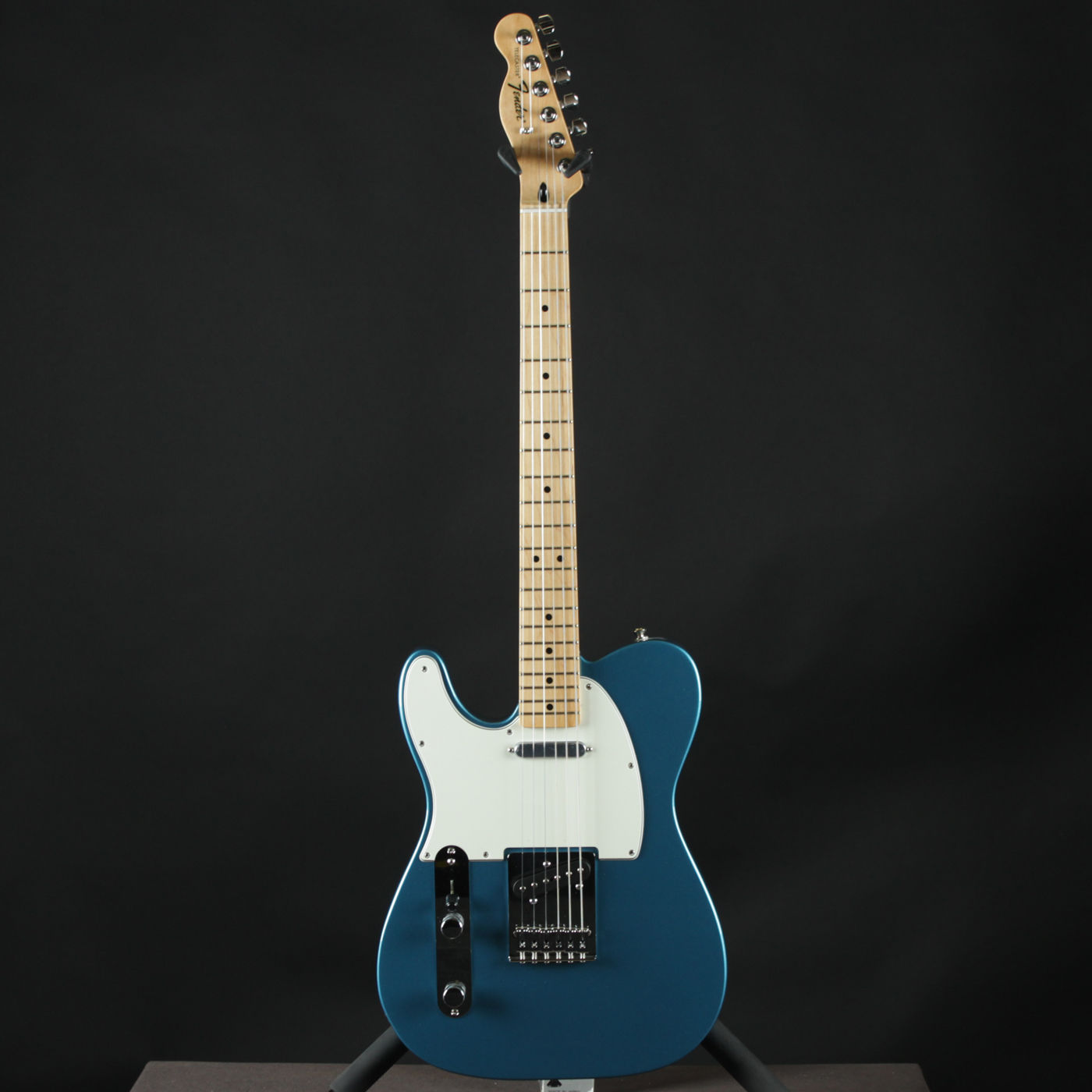 fender standard telecaster left handed lake placid blue tele mx14451819 fender standard. Black Bedroom Furniture Sets. Home Design Ideas