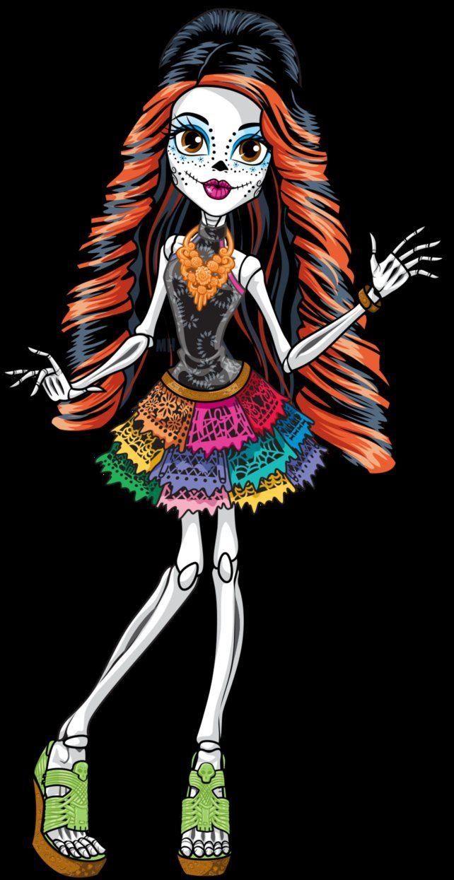 изящному игривому картинки монстер хай карнавал учили