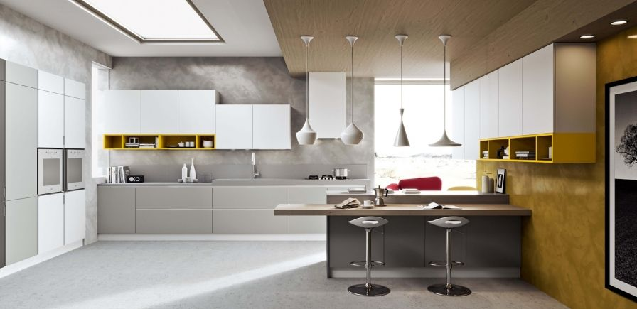 Cucina Perugia | Centro Veneto del Mobile | Diseños de cocina ...