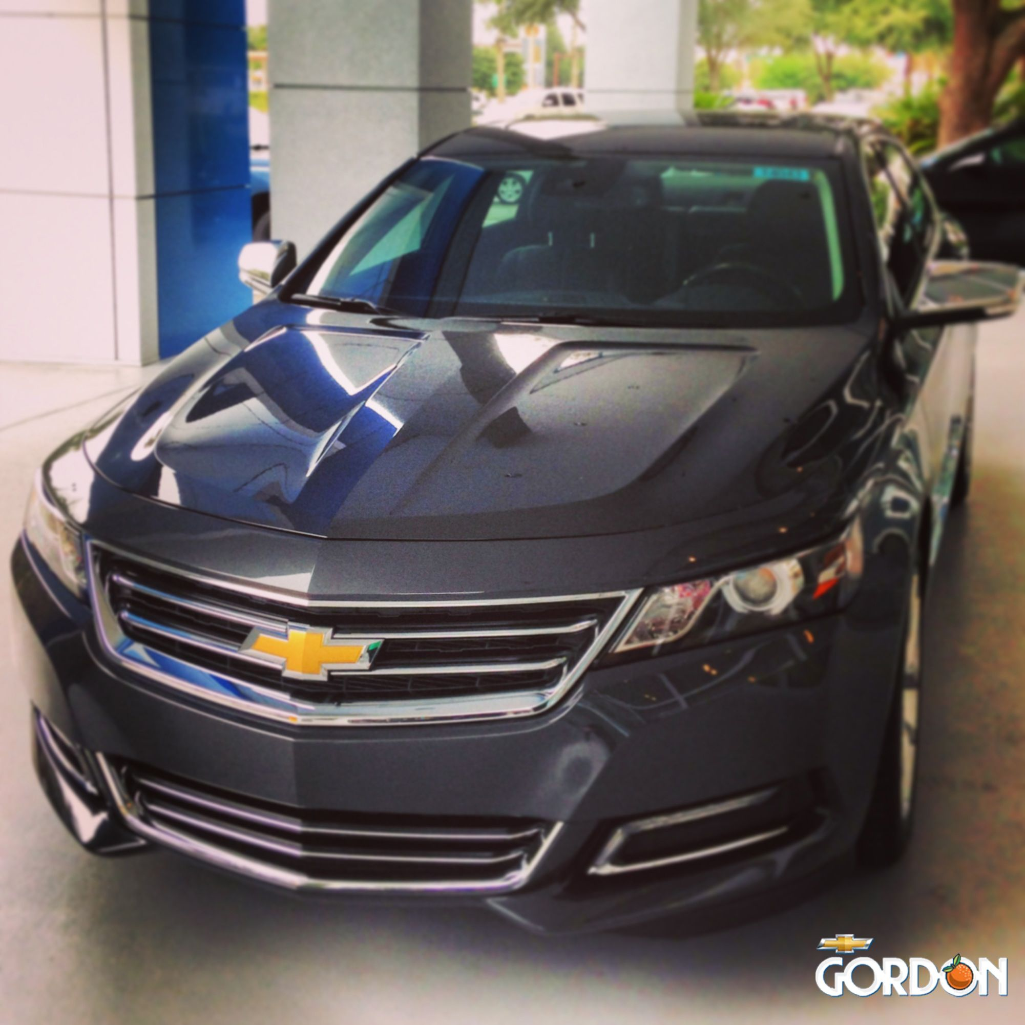The 2014 Chevy Impala! This is at the top of my