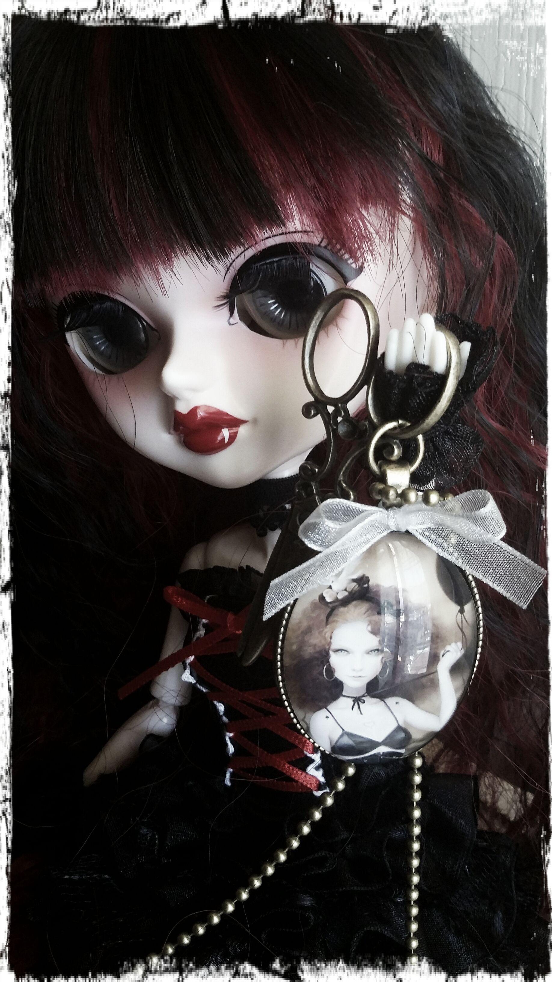 My tangkou doll & My creations