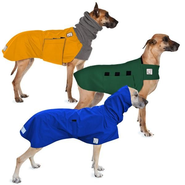 Great Dane All Weather Combo Large Dog Sweaters Dog Winter Coat
