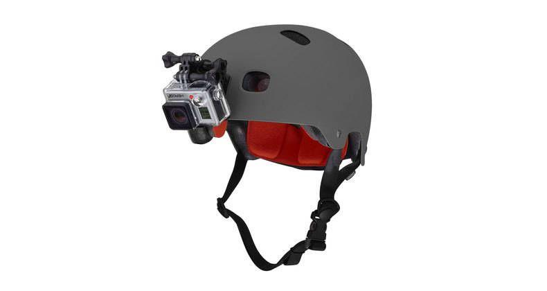 Helmet Front Mount Gopro Official Store Wearable Digital