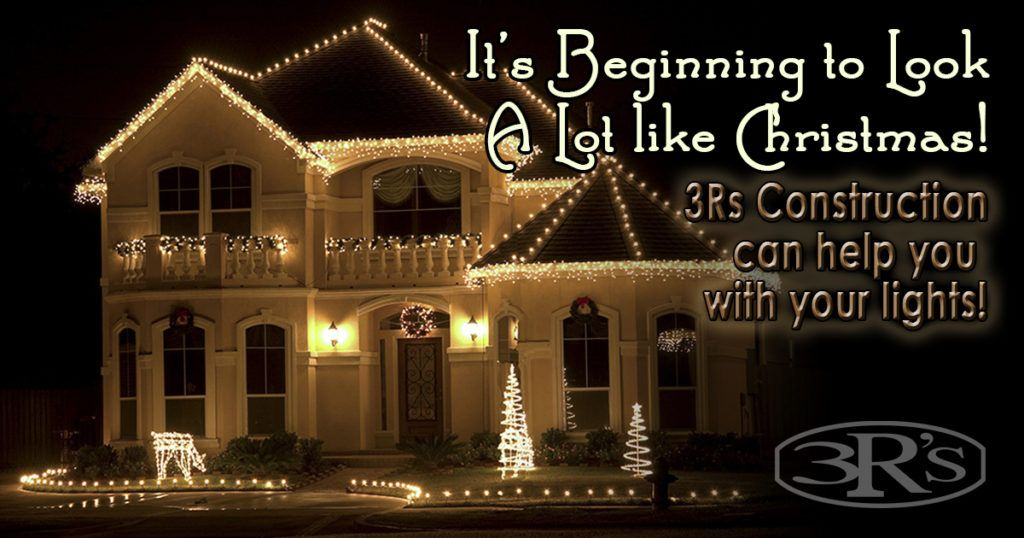 Christmas Light Installation In Salem Oregon By 3rs Construction
