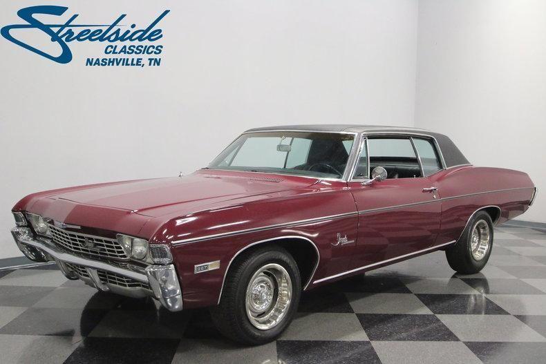 1968 Chevrolet Impala Custom Classic Cars Classic Motors Chevrolet