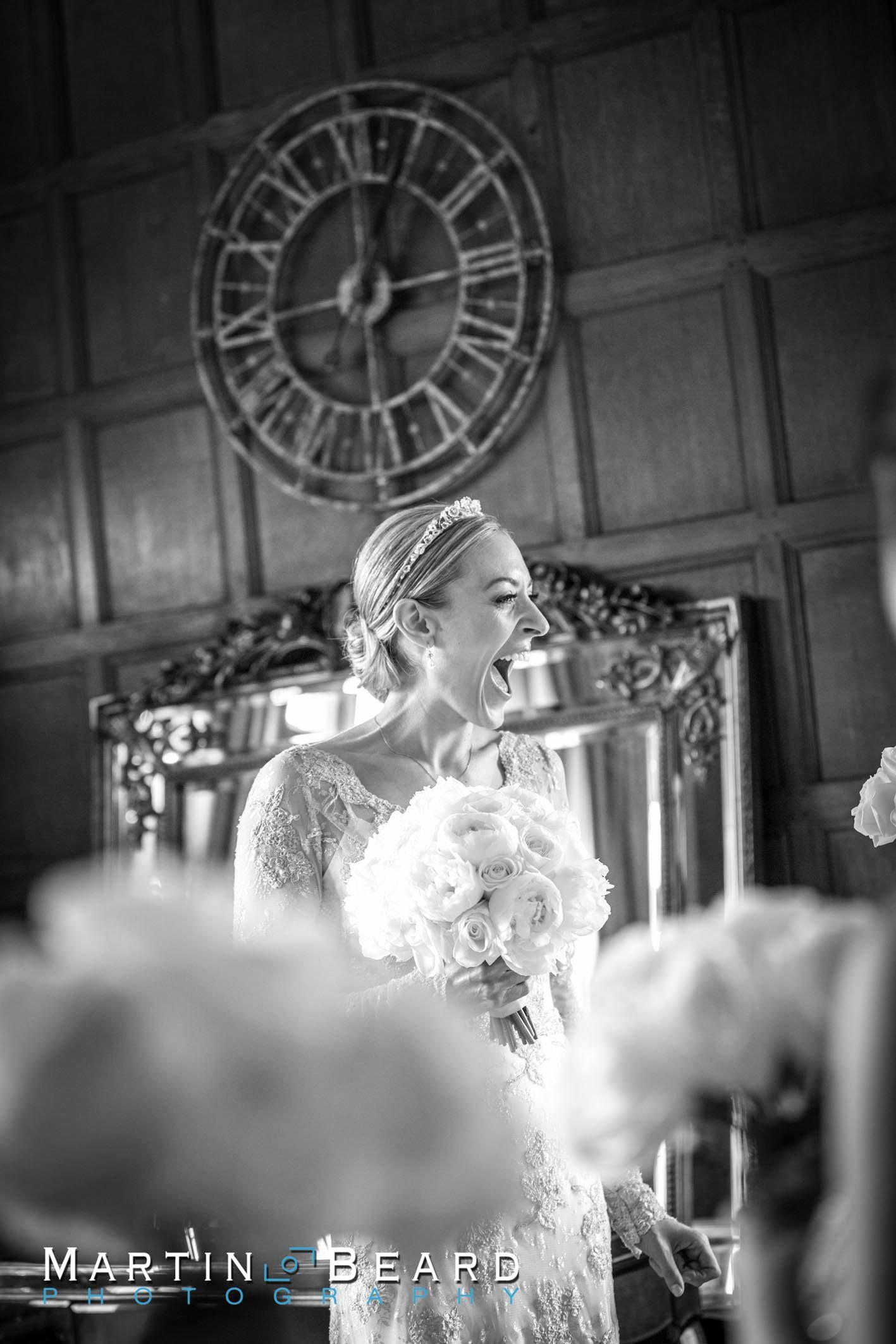 Hengrave Hall, latest wedding - Martin Beard Photography