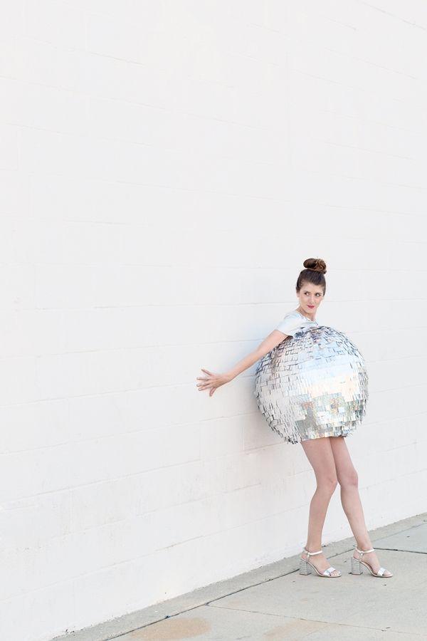 Diy disco ball costume studio also pinterest rh