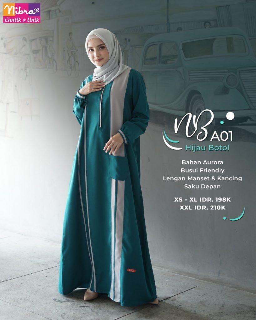 Model Baju Nibras Terbaru 2020