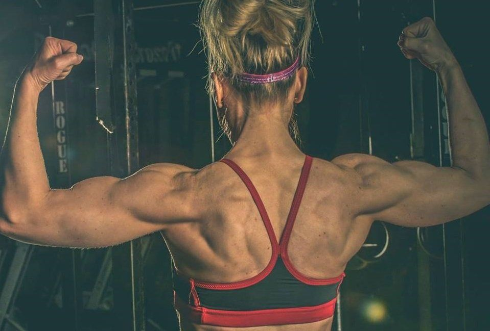 ladies: mass is not really a 4-letter word!dr. jennifer case, dr, Muscles
