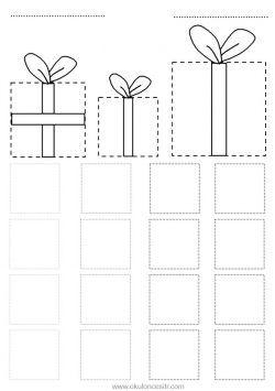 Kare kavramı çalışma sayfası. Free square worksheets
