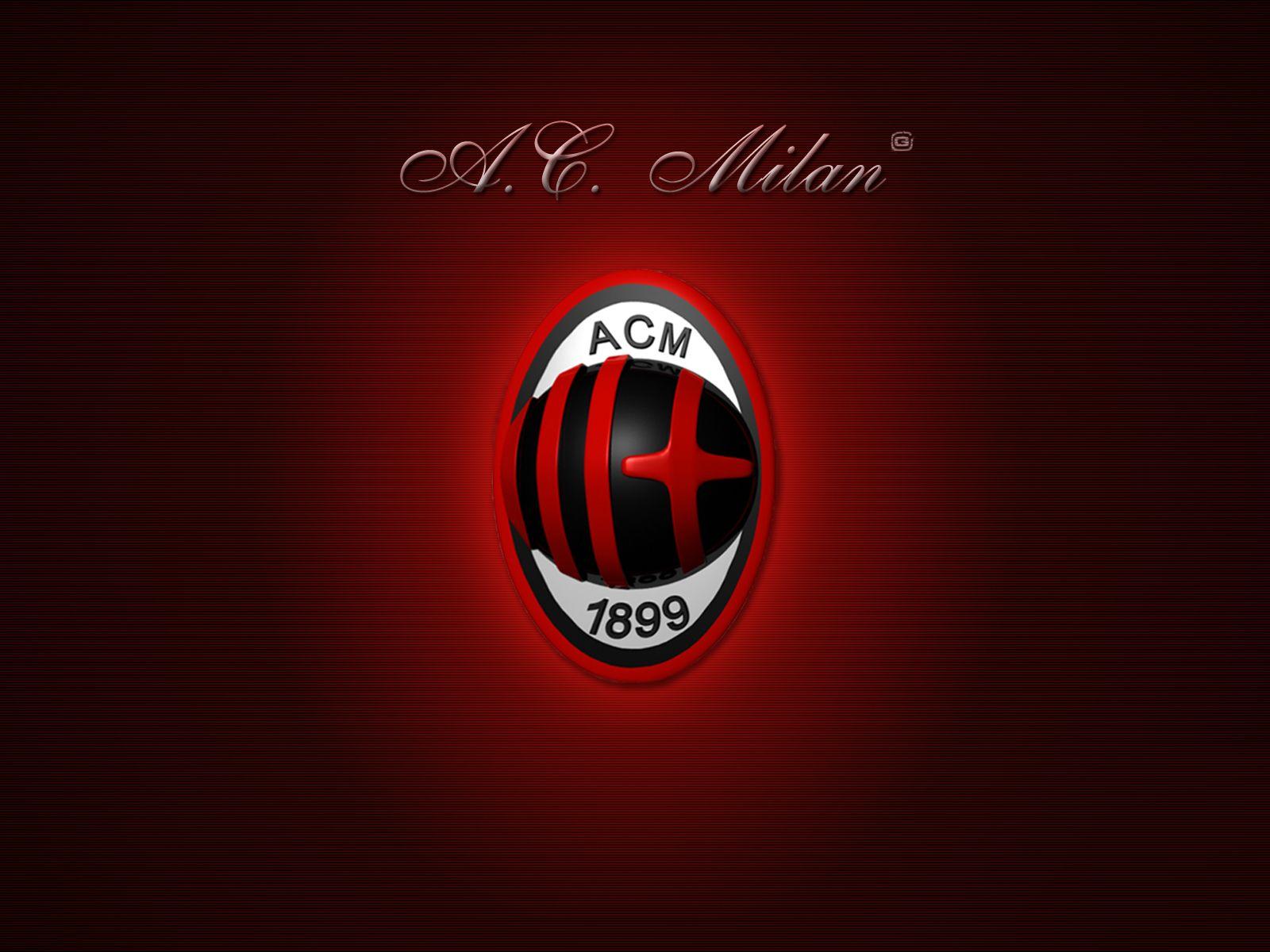 Ac Milan Hd Wallpaper Gallery Sport Worldwide Blog