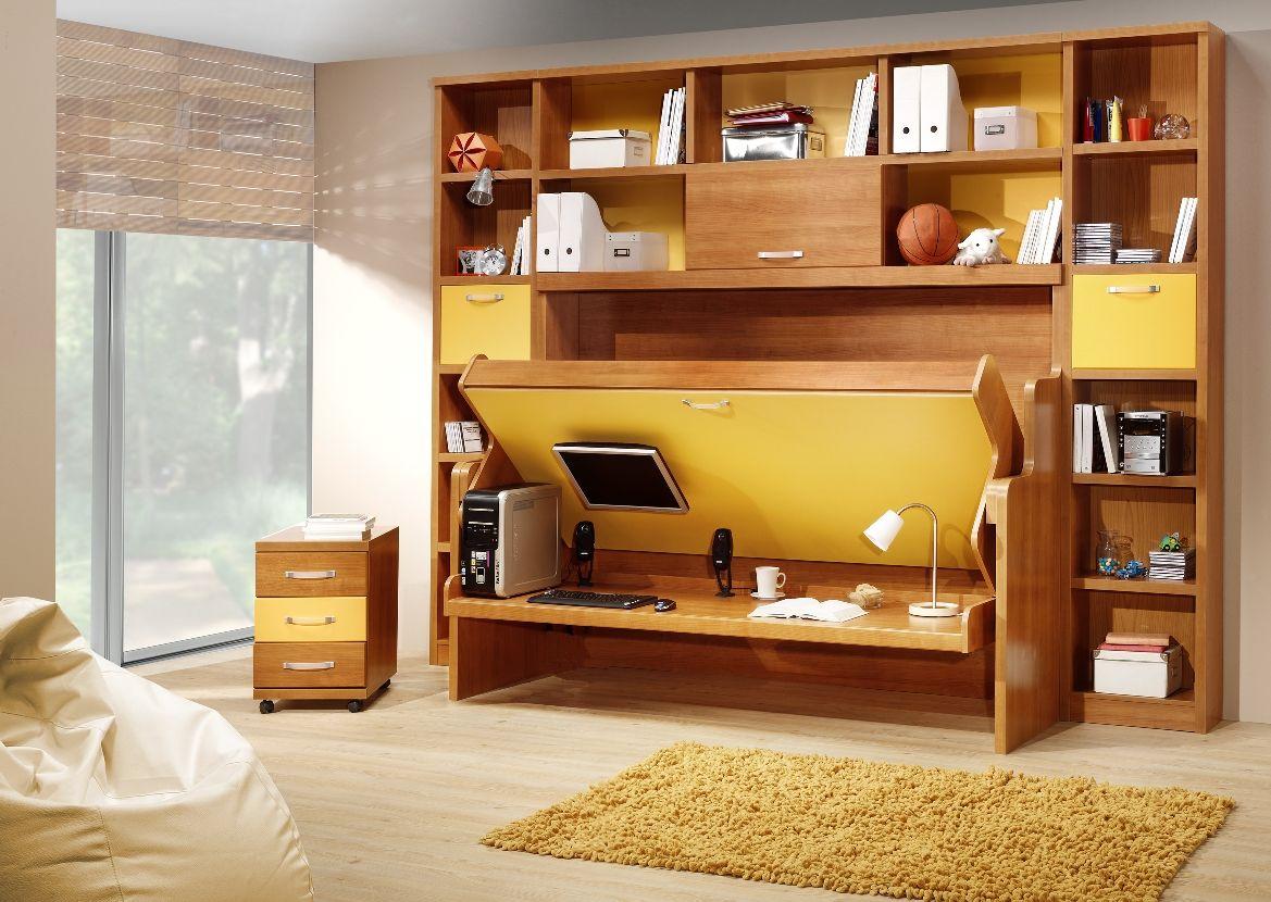 Busca Inspiraci N Para Los Espacios Peque Os Mesa Abatible  # Muebles Multifuncionales Para Espacios Pequenos