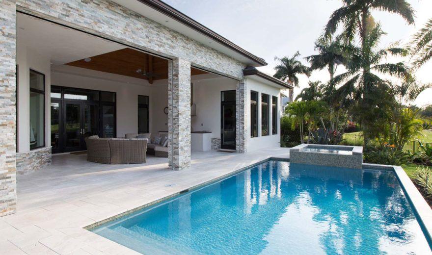 Cornerstone House Plan Florida House Plans Contemporary House