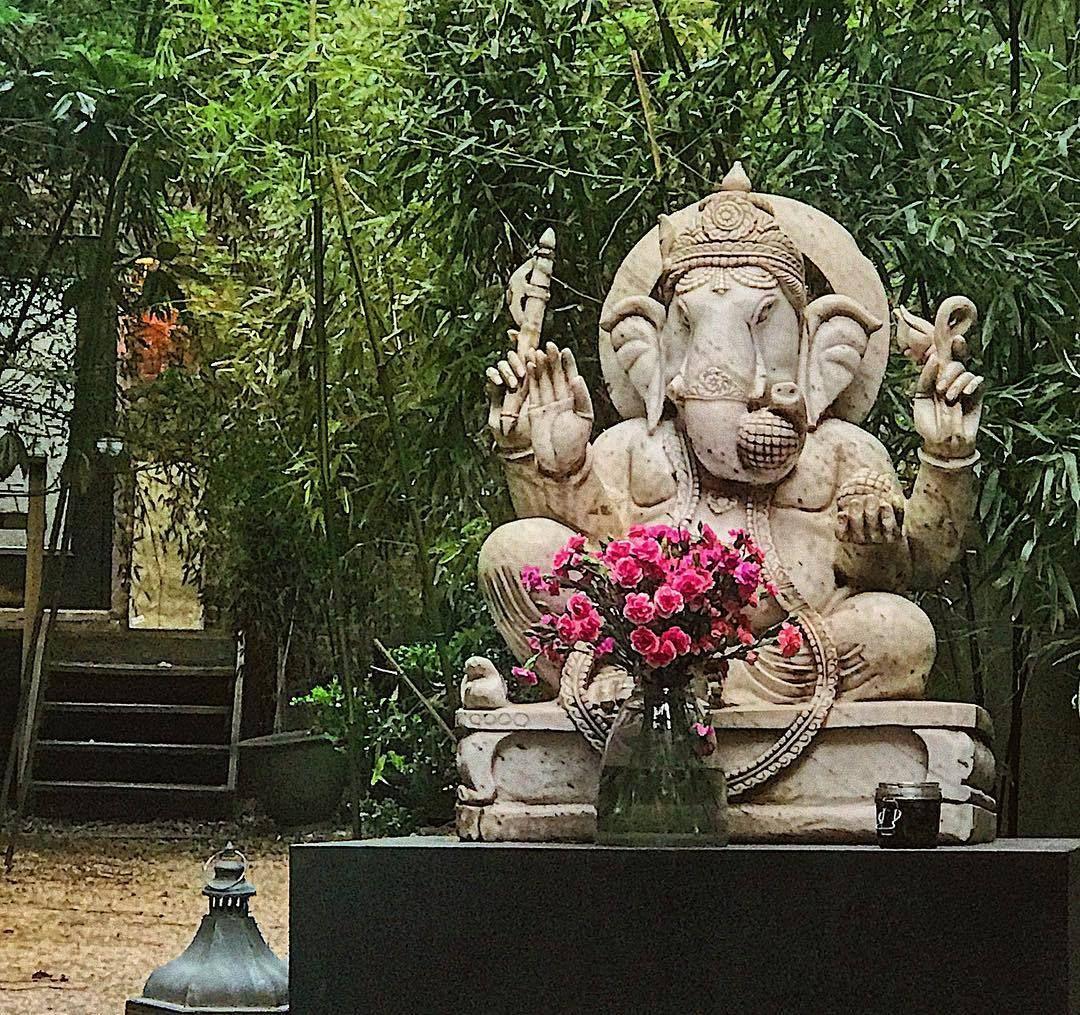 Lord Ganesha New York Usa Via Instagram Santiago Perez