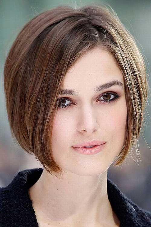 20 Keira Knightley Bob Haircuts Bob Haircut And Hairstyle Ideas Oval Face Hairstyles Oval Face Haircuts Short Bob Hairstyles