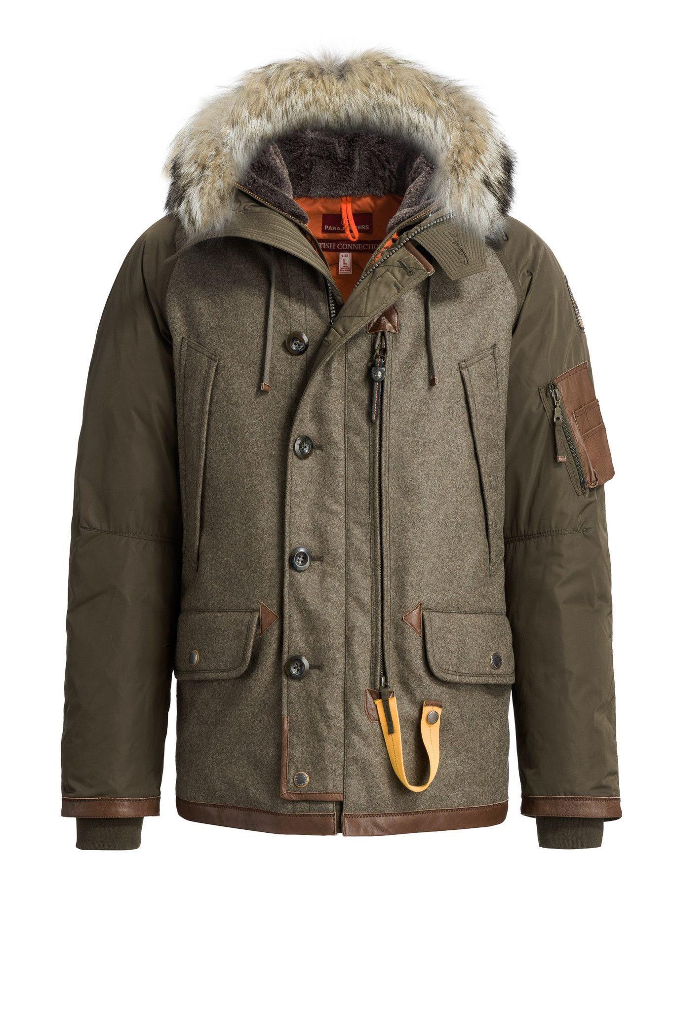 parajumpers peers men's jacket