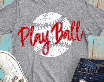 Photo of Play Ball svg, Baseball svg, baseball mom, svg, shirt, distressed svg, Download, shorts and lemons, shortsandlemons, baseball mom svg