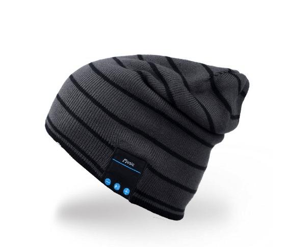 ade18e97162f2 Soft Warm Beanie Hat + Wireless Bluetooth 3.0 Smart Cap Headphone Headset  Speaker Mic For All bluetooth device   Price   US  17.43   FREE Shipp…