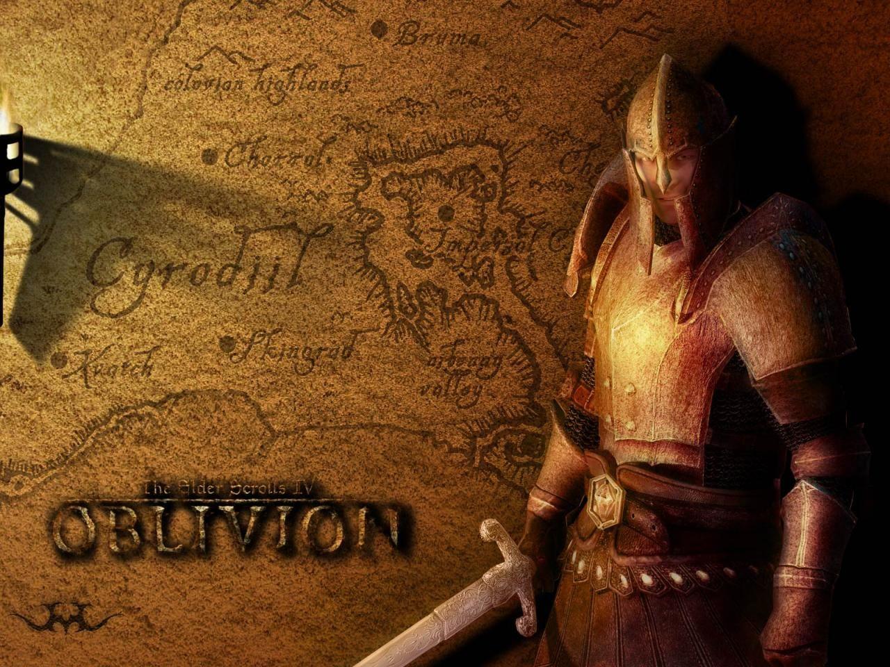 The Elder Scrolls Oblivion Wallpaper