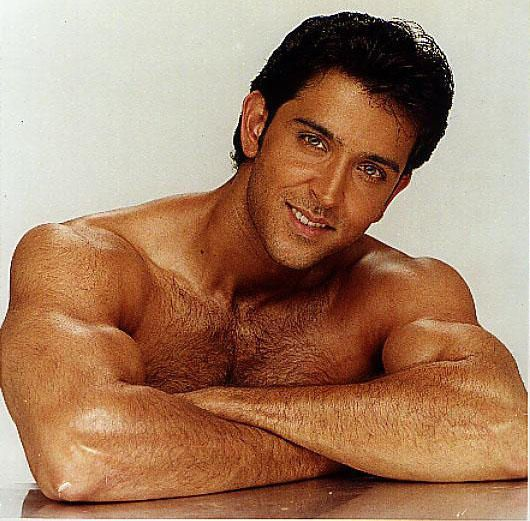 Hrithik Roshan **my 2nd fave** | Hairy chest, Hrithik roshan, Love your  smile