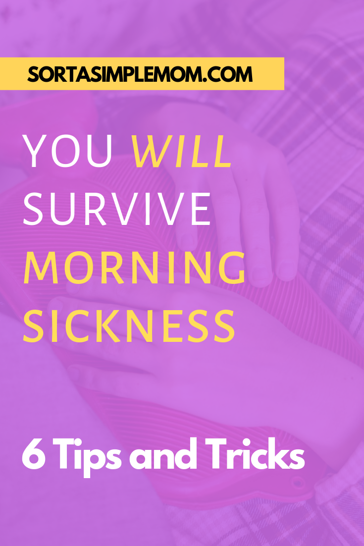 What Can You Do To Tackle Morning Sickness Symptoms ...