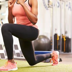 Get a strong and sexy body with this fat blasting workout routine. This HIIT workout will tone and tighten your lower body. Try this quick and effective thigh workout today that will get you fit and in shape in no time.