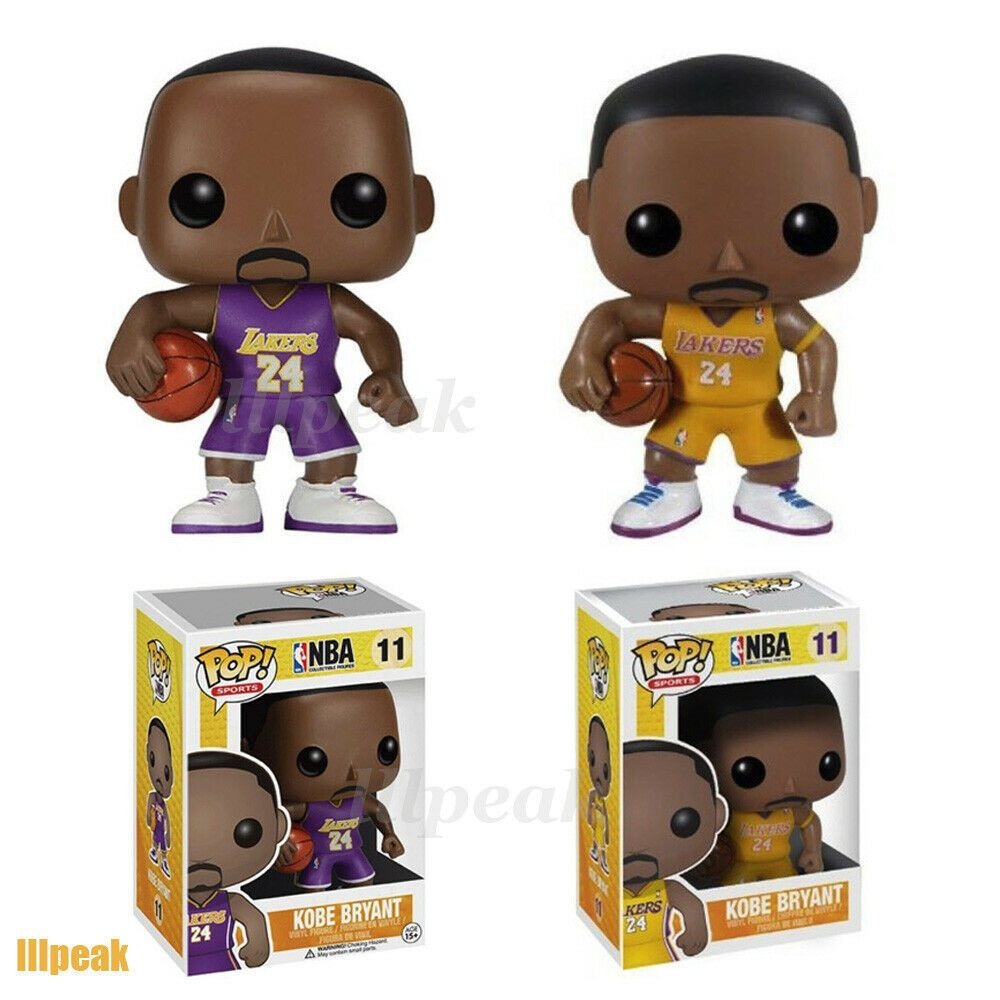 Kobe Bryant Nba Star 11 Funko Pop Vinyl Figure Los Angeles Lakers 24 Affilink Funko Funkopop Pop Dolls Popdolls Funko Pop Pop Toys Pop Vinyl Figures