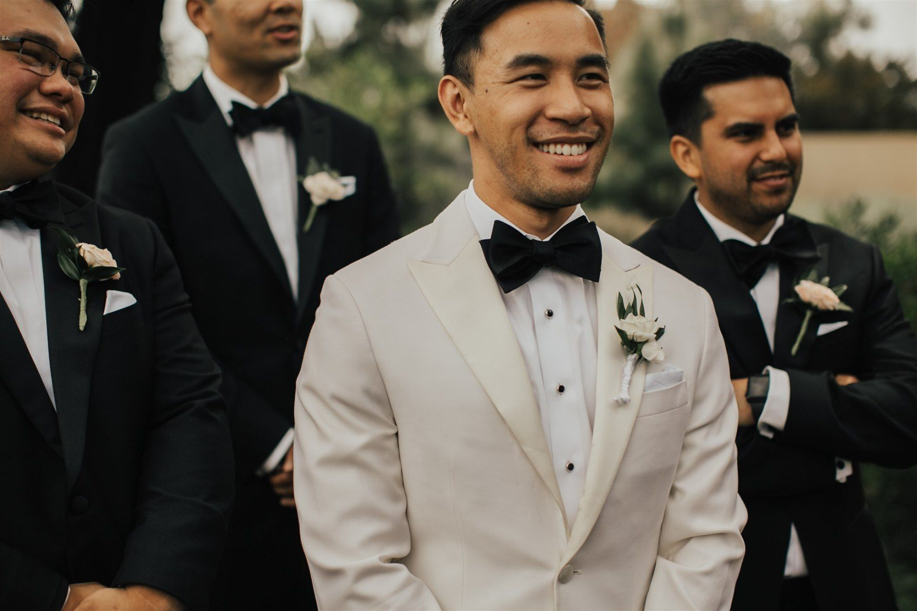 How Much Does A Tuxedo Rental Cost The Black Tux Blog Black Tie Wedding Attire Black Tie Wedding The Black Tux