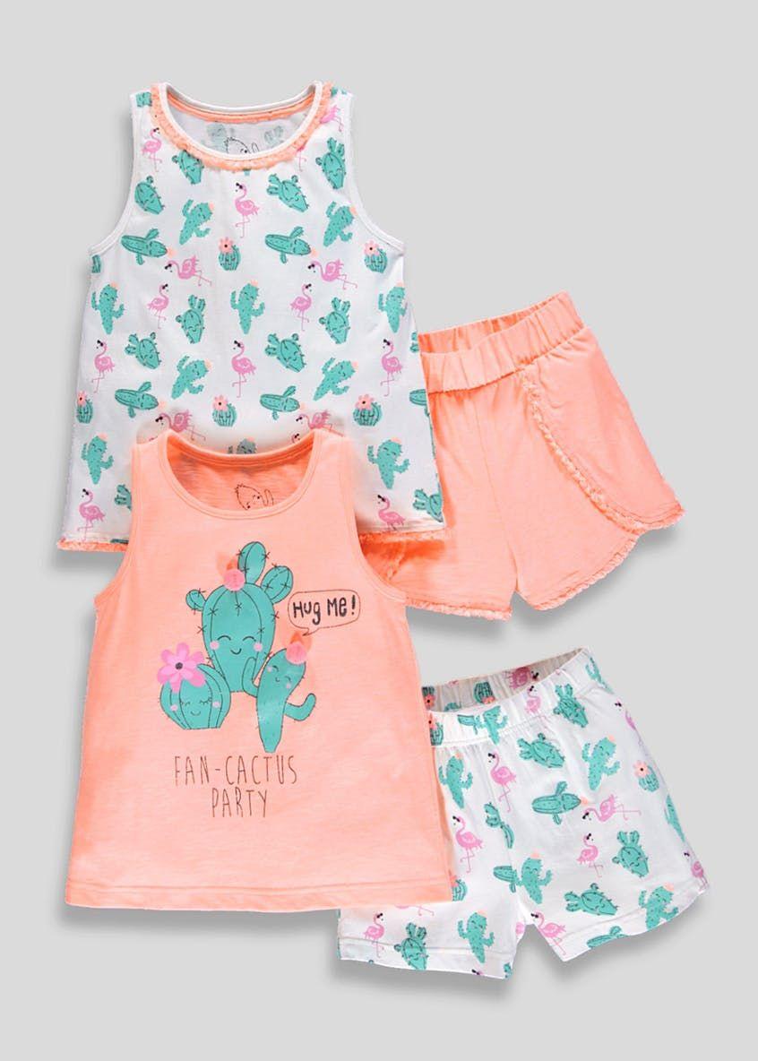 girls sleepwear Girls PJ/'s girls Pyjamas Size 1 to 6 Girls PAJAMAS