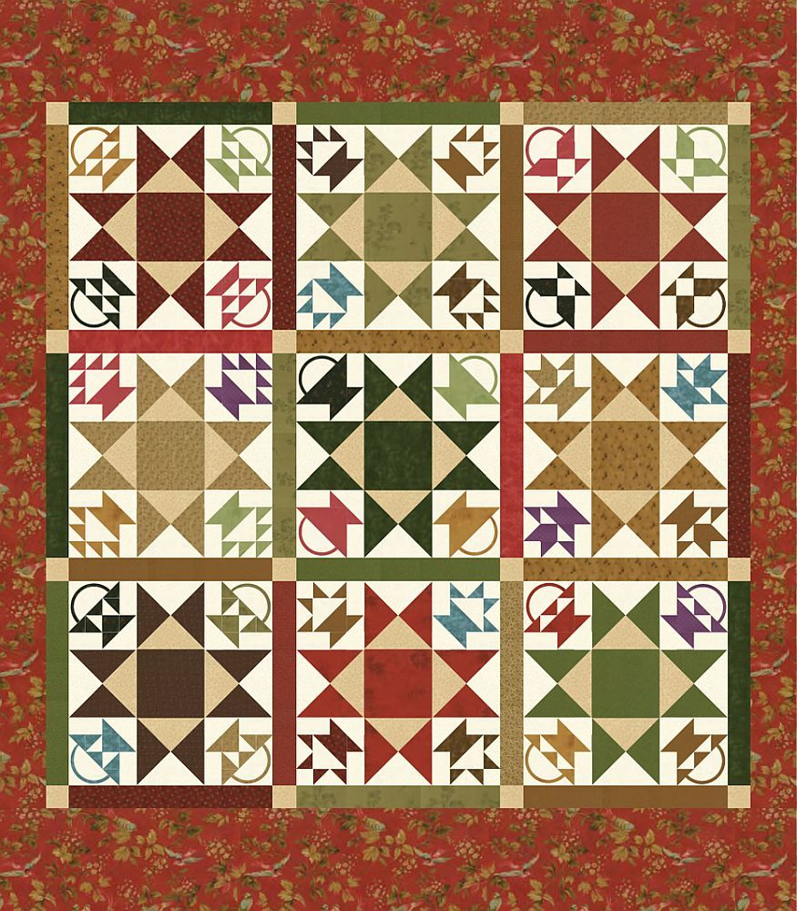 heartsong dishes online quilts broken app kits dept kit items quilt shopping browse stores red asp