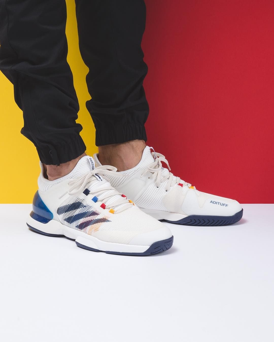 0cf91aff2df60 adidas Tennis Collection by Pharrell Williams