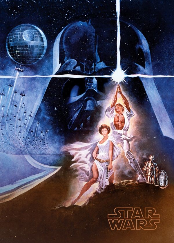 Star Wars Classic Posters Displate Posters