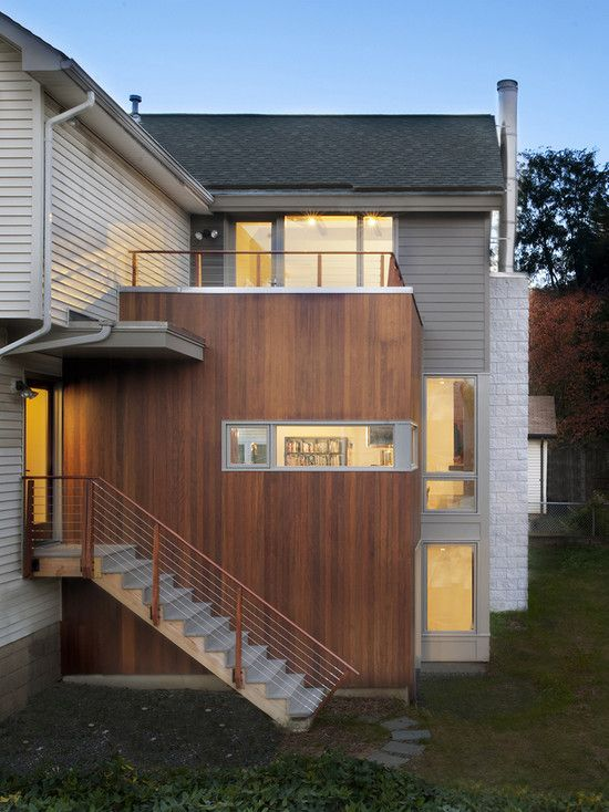 Rear Addition Home Design Ideas Pictures Remodel And Decor: House Designs Exterior, Outside House Paint, Traditional House