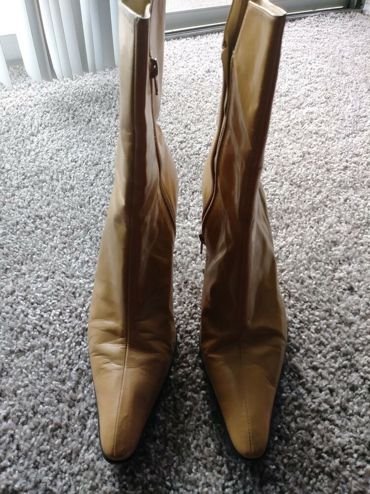 6fa15da190fa Women s Nine West Camel Gimmee boots size 11  fashion  clothing  shoes   accessories  womensshoes  boots (ebay link)