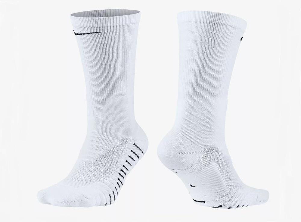 Nike Unisex Vapor Cushioned Crew Football Socks White 8 12 Or 12 15 Sx5698 100 Nike Football Socks Socks Unisex