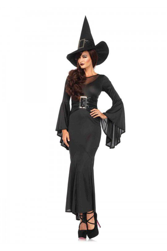 halloween costumes ideas for party and parties - witch costume for women Girls u0026 female  sc 1 st  Pinterest & Halloween Witch Costumes | Witch costumes Witches and Halloween ...