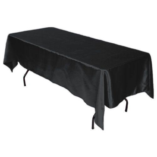 Linentablecloth 60 X 102 Inch Rectangular Satin Tableclot Https