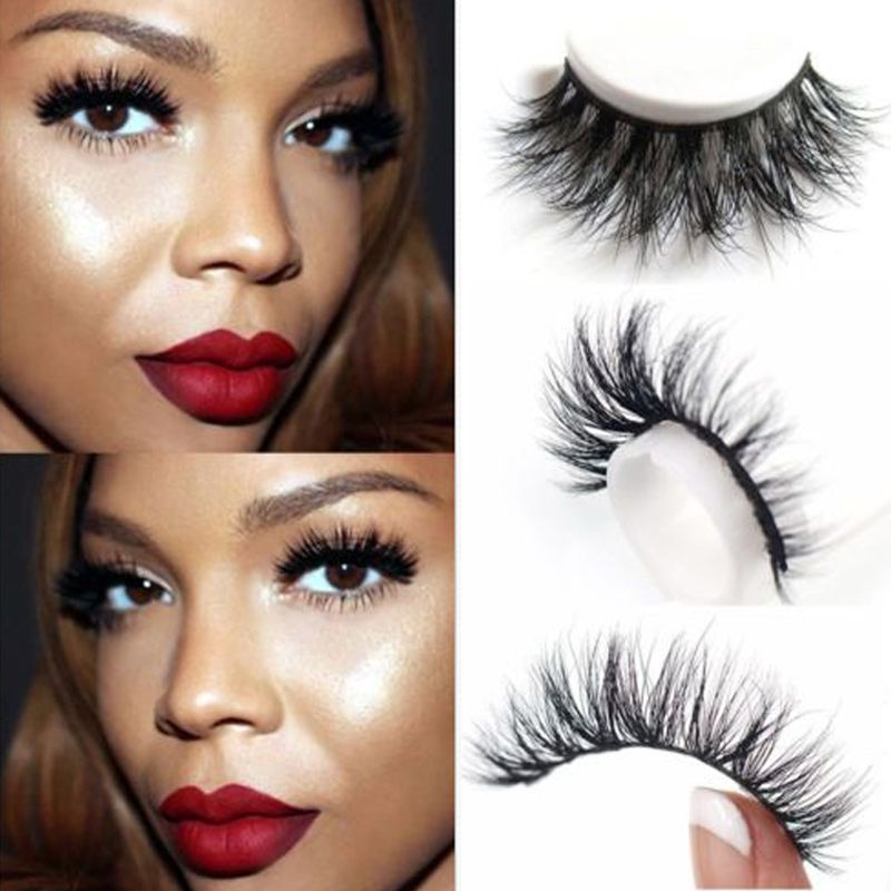 29b8ddc02a7 New False Eyelash 3D Mink Eyelashes Crossing Mink Lashes Hand Made Full  Strip Eye Lashes For Women Lady Makeup Tool FM88. Yesterday's price: US  $0.73 (0.60 ...