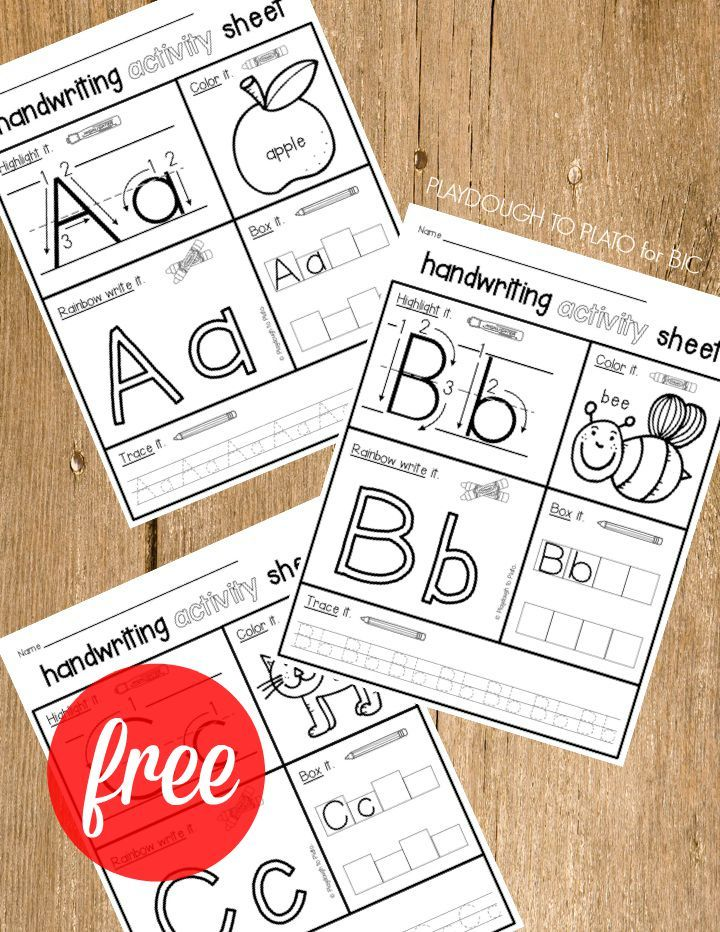 Fun Abc Games For Kids  Handwriting Activities Activities And
