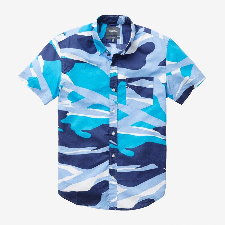 Riviera Short Sleeve Shirt | Bonobos
