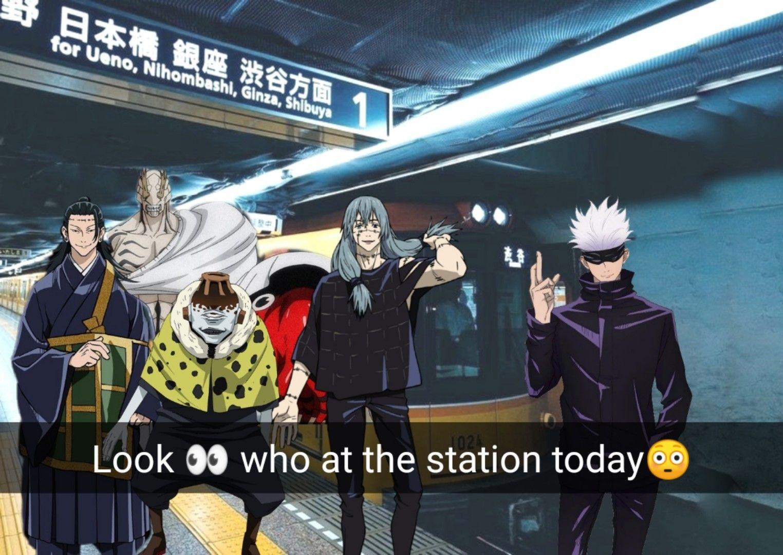 Jujutsu Kaisen Im Crying Yall Funny Anime Pics Anime Snapchat Anime