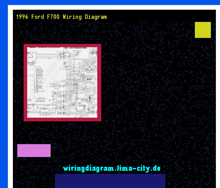 1996 Ford F700 Wiring Diagram  Wiring Diagram 18321