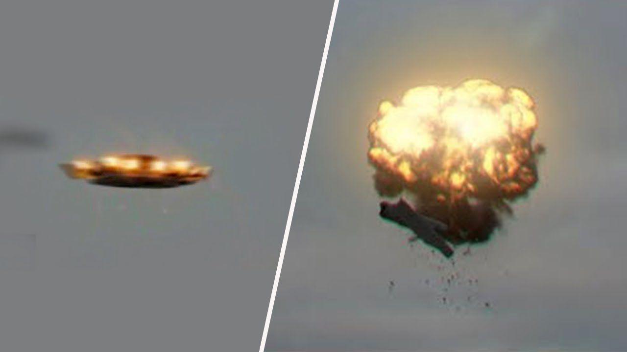 BEST UFO ATTACKS Videos 2016 Part 2 | UFO Sightings 2016 | Alien Caught ...
