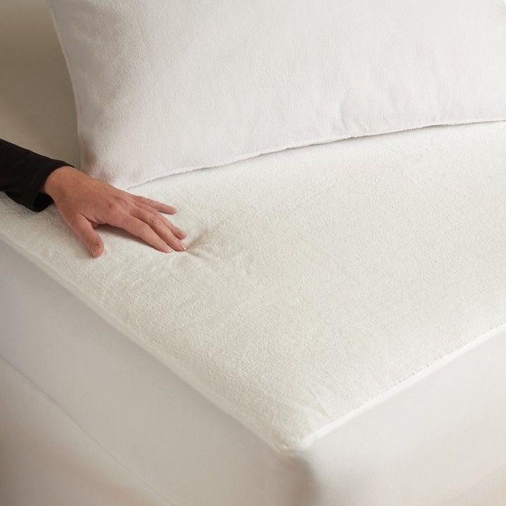 Kohl S Micro Plush Mattress Protector Mattress Bed Mattress Covers