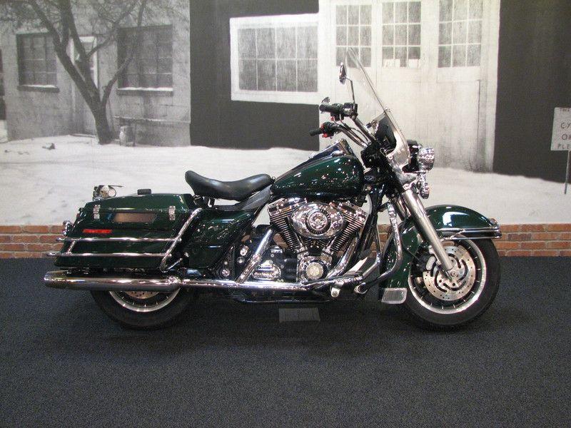 2007 HarleyDavidson® FLHPRoad King Police Stock