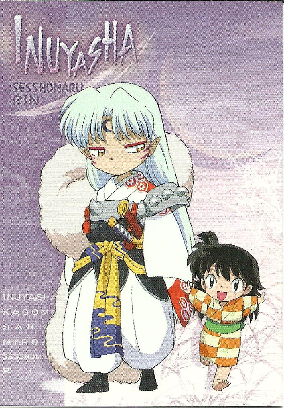 Inuyasha Sesshomaru & Rin Kawaii, Tenten naruto, Manga