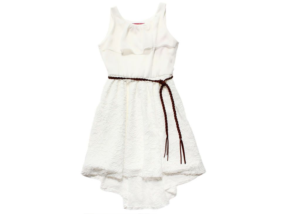 Vestido Casual Para Niña Just For Girls Liverpool Es Parte