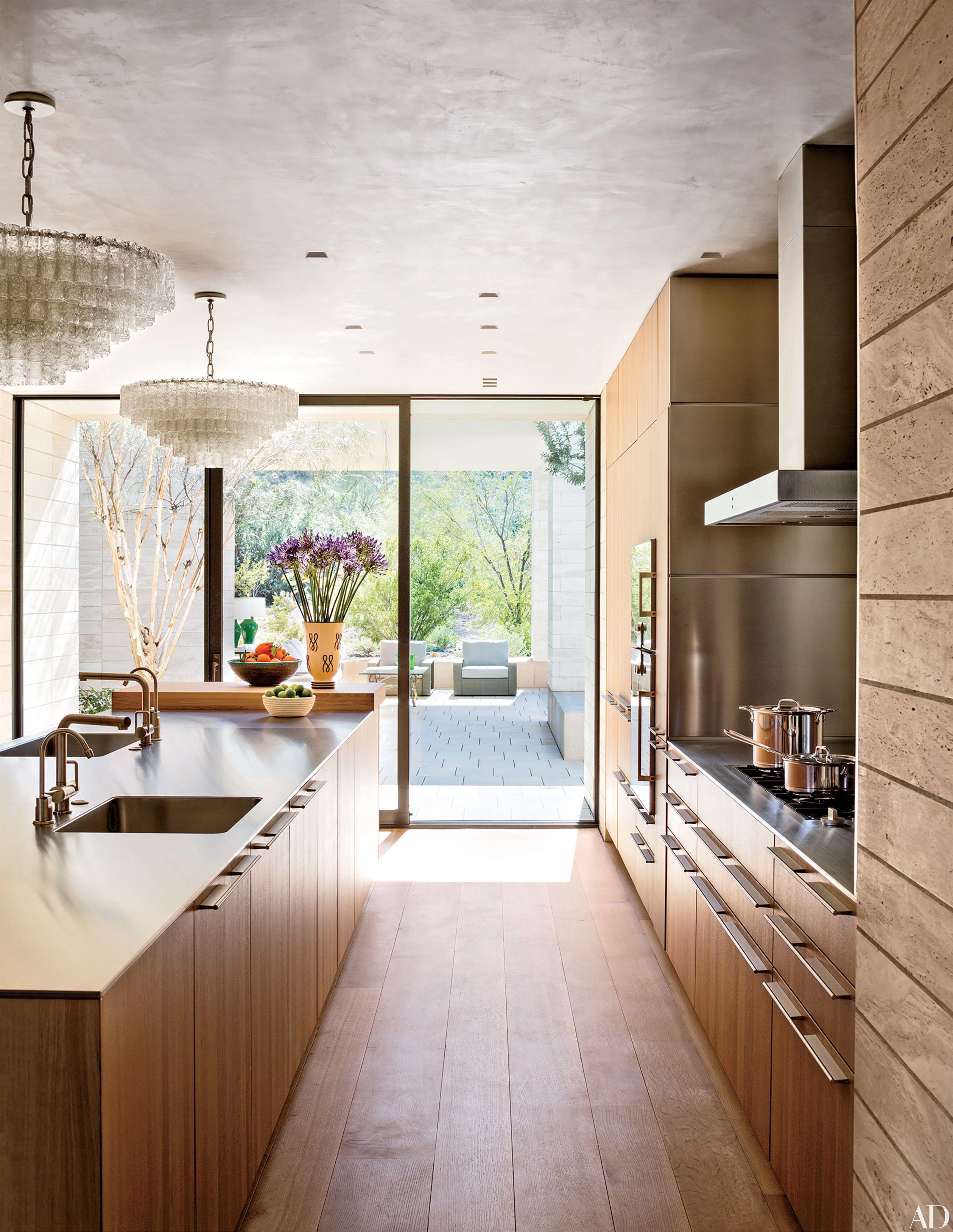 9 Kitchens With Plenty of Natural Light   Sleek kitchen ...